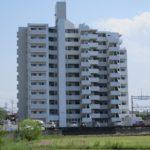 本マンション近隣四方に、採光・通風や眺望を遮る高層建物はありません!