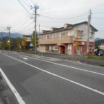 佐賀県多久市北多久町 売店舗とアパート