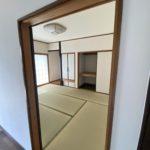 1階和室、床の間や仏間もあり、来客に最適。(内装)