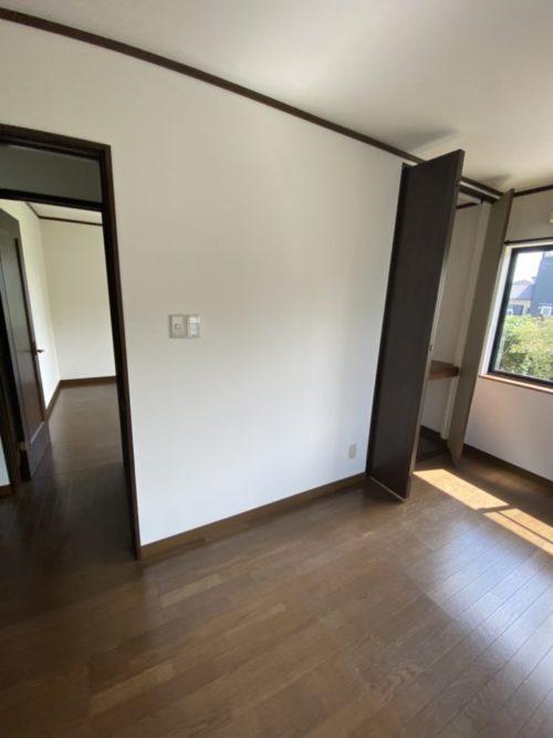 2階北側居室(内装)